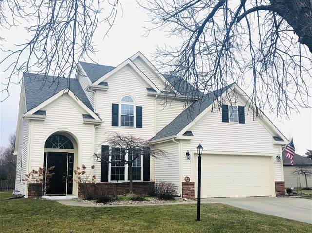 10295 Lakeland Drive, Fishers, IN 46037 (MLS #21760899) :: Mike Price Realty Team - RE/MAX Centerstone