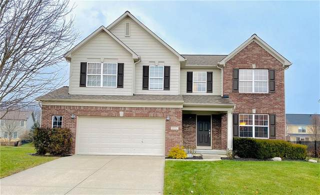 13221 Lamana Place, Carmel, IN 46074 (MLS #21760901) :: Mike Price Realty Team - RE/MAX Centerstone