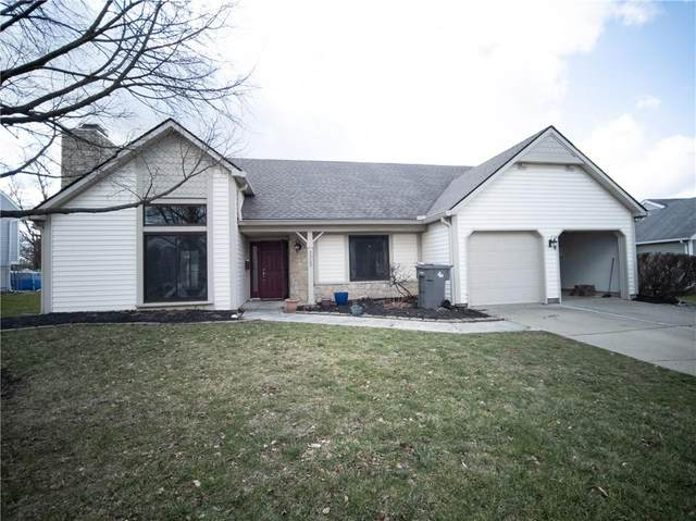 3323 Oak Tree Drive S, Indianapolis, IN 46227 (MLS #21760908) :: Mike Price Realty Team - RE/MAX Centerstone