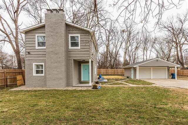 3007 S Lyons Avenue, Indianapolis, IN 46241 (MLS #21760910) :: Realty ONE Group Dream