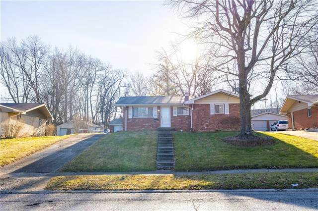 715 Grovewood Drive, Beech Grove, IN 46107 (MLS #21760925) :: Realty ONE Group Dream