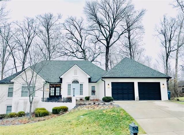 3271 Highpoint Court, Greenwood, IN 46143 (MLS #21760937) :: Mike Price Realty Team - RE/MAX Centerstone