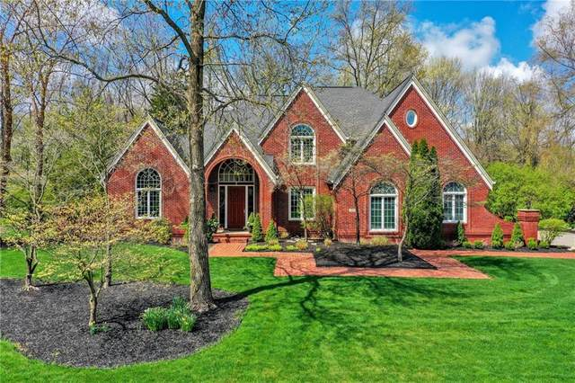 8206 Meadowbrook Drive, Indianapolis, IN 46240 (MLS #21760945) :: Heard Real Estate Team | eXp Realty, LLC
