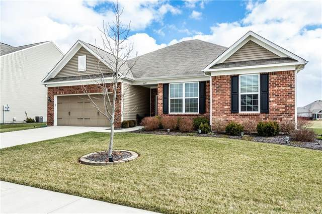 6677 Karleigh Drive, Brownsburg, IN 46112 (MLS #21760950) :: The Evelo Team