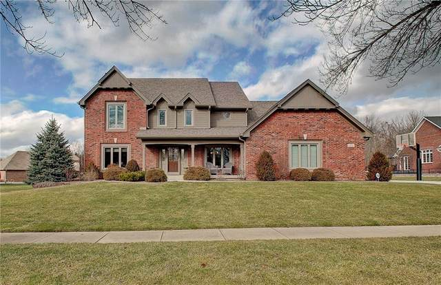 3782 Eagle Trace Drive, Greenwood, IN 46143 (MLS #21760956) :: Mike Price Realty Team - RE/MAX Centerstone
