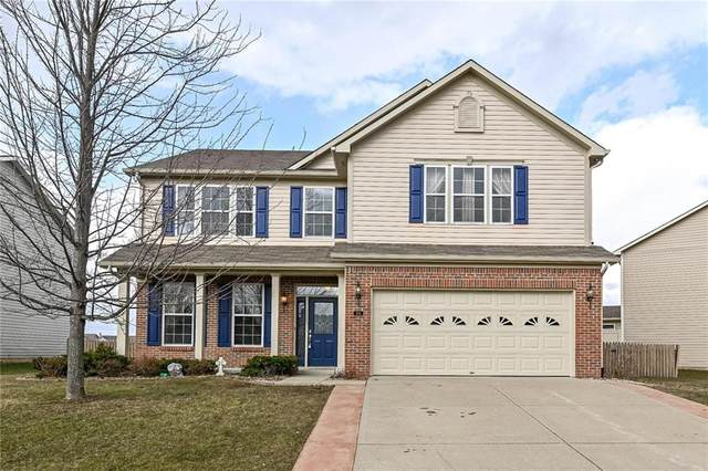 204 Elderberry Court, Pendleton, IN 46064 (MLS #21760957) :: Mike Price Realty Team - RE/MAX Centerstone