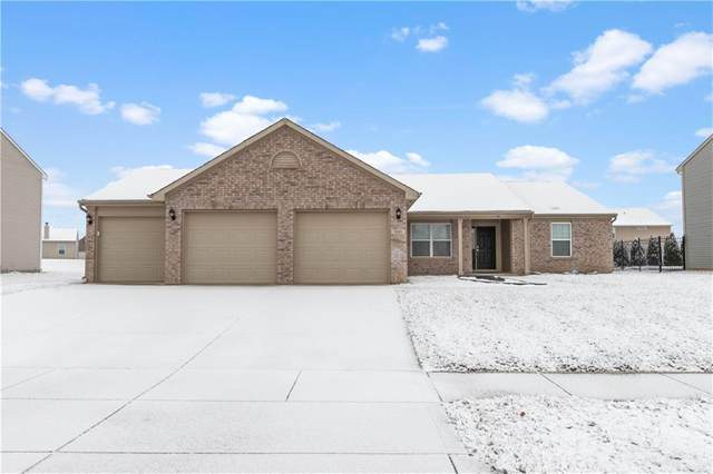 845 Blackberry Drive, Greenwood, IN 46143 (MLS #21760966) :: Anthony Robinson & AMR Real Estate Group LLC