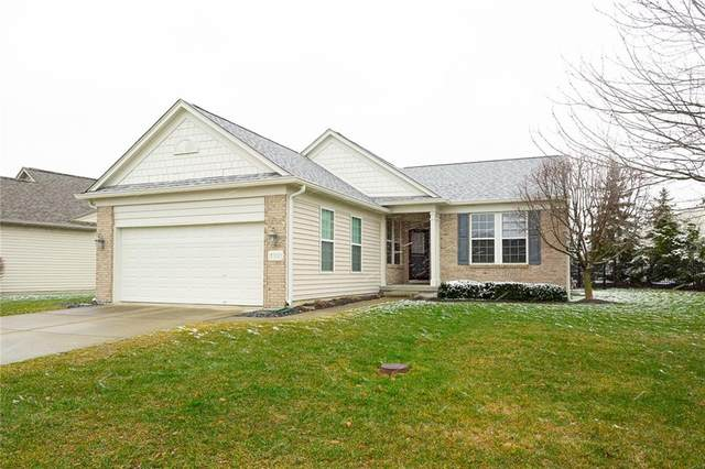 12857 Oxbridge Place, Fishers, IN 46037 (MLS #21760967) :: AR/haus Group Realty