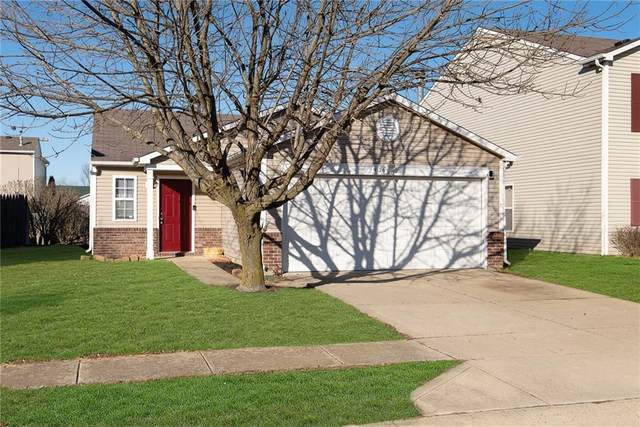 9126 Wandflower Drive, Indianapolis, IN 46231 (MLS #21760986) :: Realty ONE Group Dream