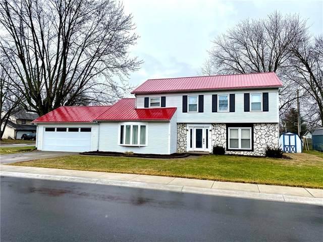 805 Garden Avenue, Seymour, IN 47274 (MLS #21760988) :: Realty ONE Group Dream