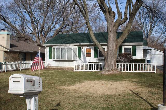 6334 Ida Street, Indianapolis, IN 46241 (MLS #21760995) :: Anthony Robinson & AMR Real Estate Group LLC