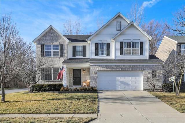 11819 Gatwick View Drive, Fishers, IN 46037 (MLS #21760998) :: AR/haus Group Realty