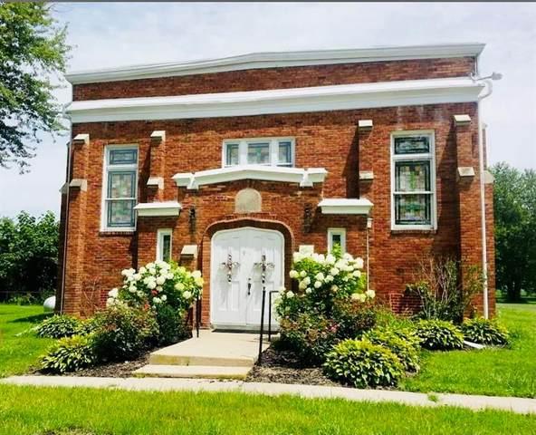 91 S Green Street, Frankfort, IN 46041 (MLS #21761004) :: Pennington Realty Team