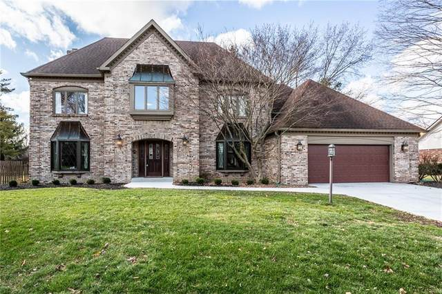 4969 Riley Mews, Carmel, IN 46033 (MLS #21761006) :: The Indy Property Source