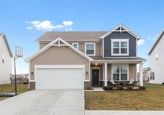 1955 Mach Lane, Franklin, IN 46131 (MLS #21761007) :: Realty ONE Group Dream