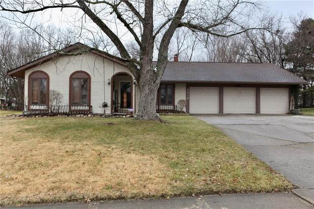 3318 Shadow Brook Drive, Indianapolis, IN 46214 (MLS #21761009) :: Realty ONE Group Dream