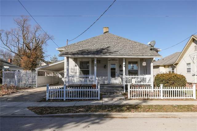 324 W Pearl Street, Greenwood, IN 46142 (MLS #21761010) :: Realty ONE Group Dream