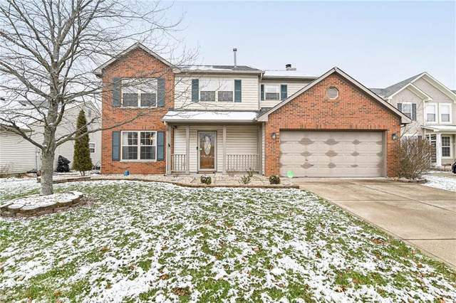 6049 Sandcherry Drive, Indianapolis, IN 46236 (MLS #21761019) :: Mike Price Realty Team - RE/MAX Centerstone