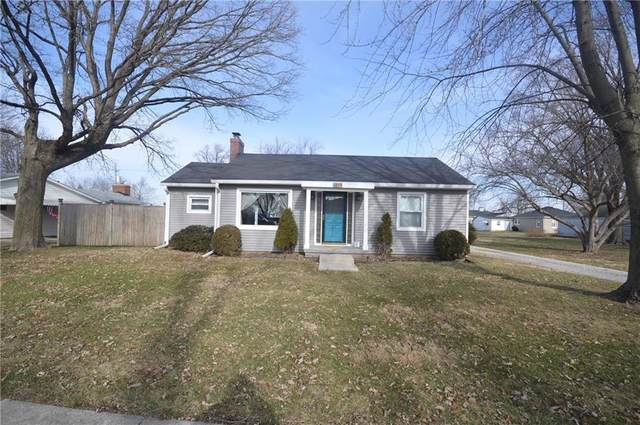 514 W Main Street, Pittsboro, IN 46167 (MLS #21761020) :: The Indy Property Source
