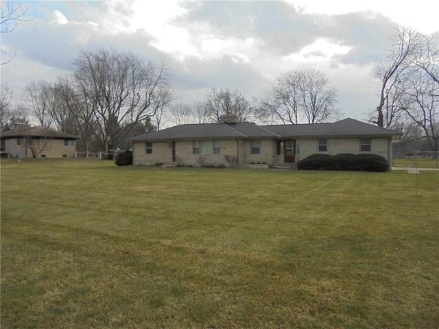 9029 E 17th Street, Indianapolis, IN 46229 (MLS #21761025) :: Realty ONE Group Dream