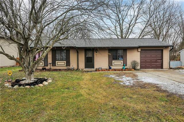 8031 Railroad Road, Indianapolis, IN 46217 (MLS #21761048) :: The Evelo Team
