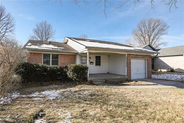 936 N Cecil Avenue, Indianapolis, IN 46219 (MLS #21761059) :: The Indy Property Source