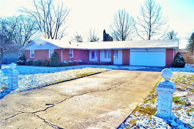 201 W 11th Street, Alexandria, IN 46001 (MLS #21761090) :: The ORR Home Selling Team