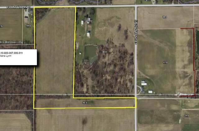 TBD W 950 S, Lynn, IN 47355 (MLS #21761094) :: Mike Price Realty Team - RE/MAX Centerstone