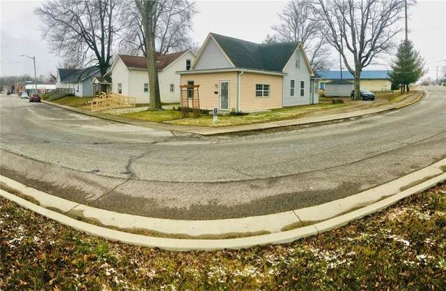 127 N Jackson Street, North Vernon, IN 47265 (MLS #21761095) :: Realty ONE Group Dream