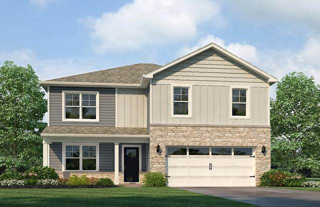 1984 Fairmont Drive, Greenfield, IN 46140 (MLS #21761097) :: The Evelo Team