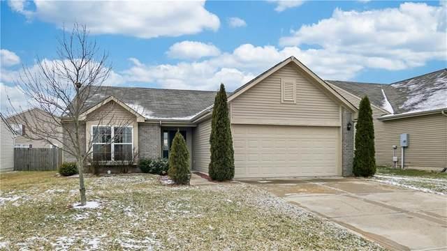 593 Cross Wind Drive, Greenwood, IN 46143 (MLS #21761101) :: Corbett & Company