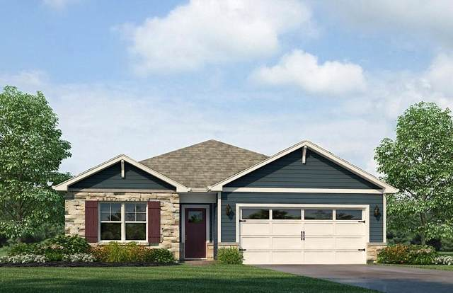 1970 Fairmont Drive, Greenfield, IN 46140 (MLS #21761105) :: The Evelo Team