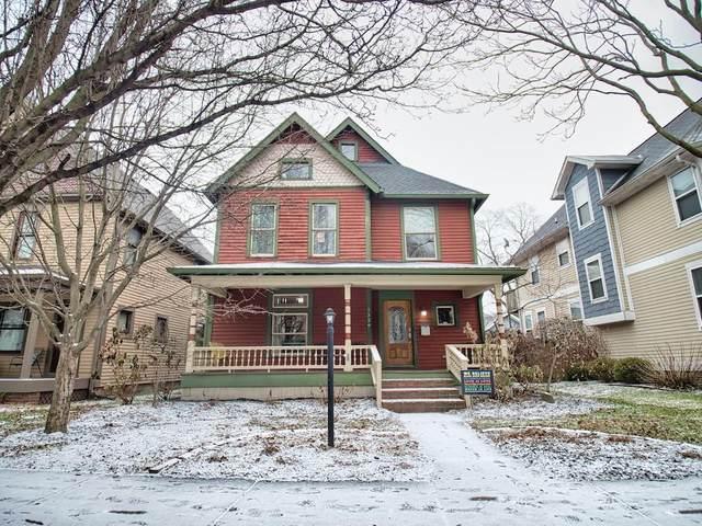 2329 N Talbott Street, Indianapolis, IN 46205 (MLS #21761108) :: Heard Real Estate Team | eXp Realty, LLC