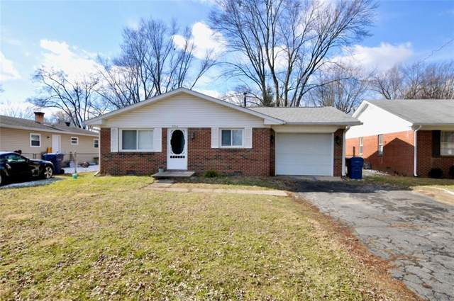 360 Hugo Street, Indianapolis, IN 46229 (MLS #21761121) :: Realty ONE Group Dream