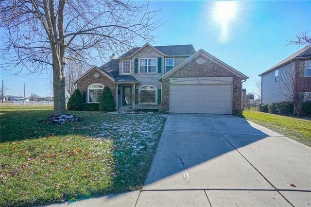 6935 Greengage Court, Indianapolis, IN 46237 (MLS #21761126) :: The Evelo Team