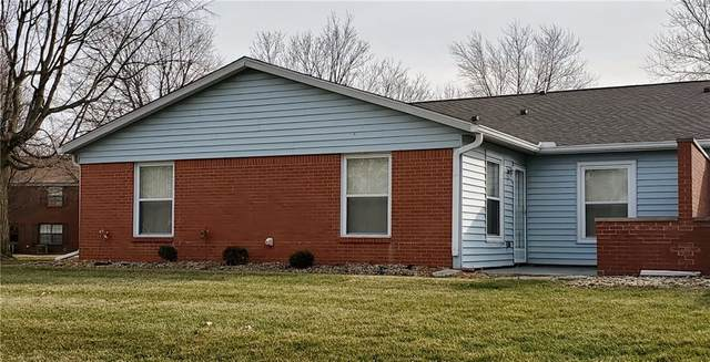 4401 Chelsea Drive, Anderson, IN 46013 (MLS #21761144) :: The Evelo Team