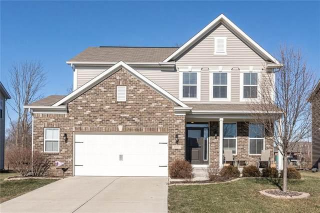 5019 Macaferty Street, Plainfield, IN 46168 (MLS #21761159) :: Heard Real Estate Team | eXp Realty, LLC