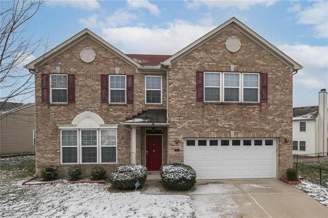 3915 Towhees Drive, Indianapolis, IN 46237 (MLS #21761175) :: Mike Price Realty Team - RE/MAX Centerstone