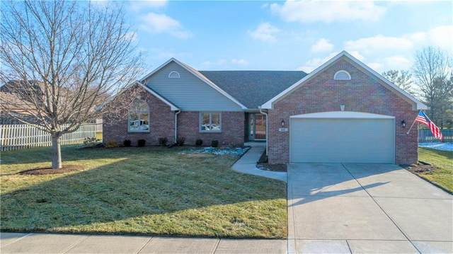 645 Horatio Drive, Avon, IN 46123 (MLS #21761184) :: Dean Wagner Realtors