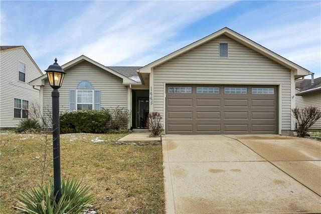 1443 Blue Brook Way, Greenwood, IN 46143 (MLS #21761193) :: Corbett & Company