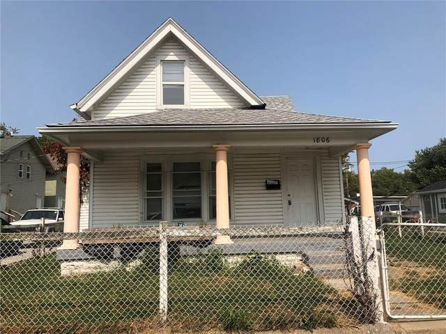 1806 Cottage Avenue, Indianapolis, IN 46203 (MLS #21761205) :: AR/haus Group Realty