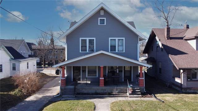 14/16 N Dequincy Street, Indianapolis, IN 46201 (MLS #21761215) :: The Evelo Team
