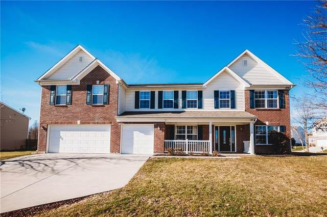 3584 Newberry Road, Plainfield, IN 46168 (MLS #21761220) :: AR/haus Group Realty
