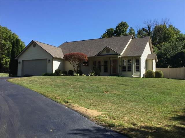 7005 N Baltimore Road, Monrovia, IN 46157 (MLS #21761229) :: Realty ONE Group Dream