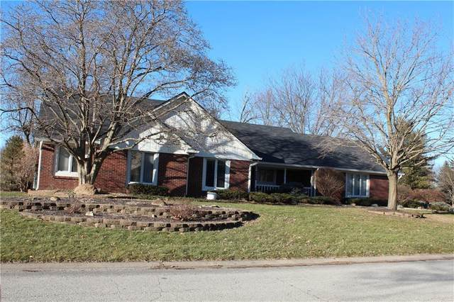 1946 Rudgate Drive, Avon, IN 46123 (MLS #21761236) :: The Evelo Team