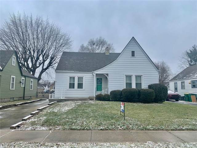 1720 Gerrard Avenue, Speedway, IN 46224 (MLS #21761245) :: Mike Price Realty Team - RE/MAX Centerstone