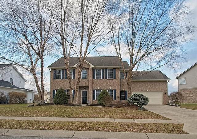 5326 Berkshire South Boulevard, Greenwood, IN 46142 (MLS #21761248) :: Mike Price Realty Team - RE/MAX Centerstone