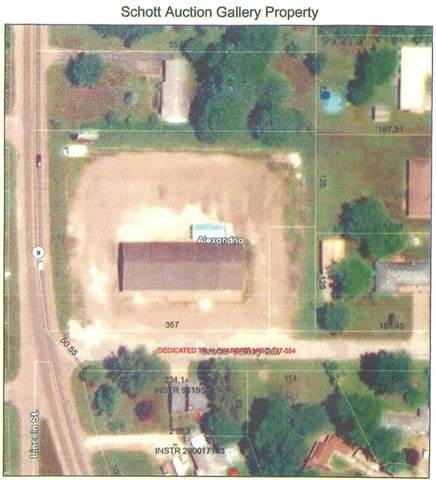 1105 N Park Avenue, Alexandria, IN 46001 (MLS #21761257) :: Ferris Property Group