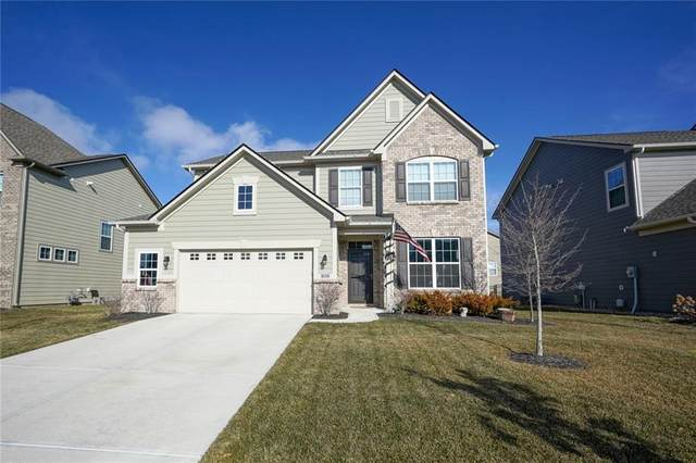 4684 Andover Parkway, Westfield, IN 46062 (MLS #21761259) :: Mike Price Realty Team - RE/MAX Centerstone