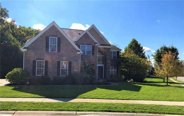 10331 Colville Lane, Indianapolis, IN 46236 (MLS #21761261) :: Mike Price Realty Team - RE/MAX Centerstone